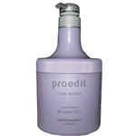 LEBEL Proedit Home Charge  Hair Mask Treatment Bounce Fit Plus, 600 ml