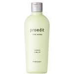 LEBEL Proedit Home Charge  Curl Fit Shampoo, 300 ml