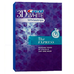 CREST 3D  Whitestrips 1 Hour Express