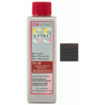 CHI Ionic Shine Shades  Liquid Color 50-3R Darkest Natural Red Brown, 89 ml