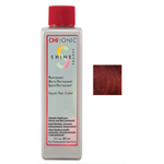 CHI Ionic Shine Shades  Liquid Color 50-7R Dark Natural Red Blonde, 89 ml
