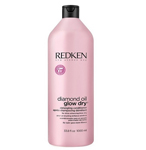 REDKEN Diamond Oil Glow Dry  Detangling Conditioner, 1000 ml