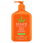 HEMPZ  Yuzu & Starfruit Daily Herbal Body Moisturizer SPF 30, 250 ml